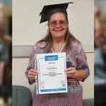 Graduate, 62, proves there's no age limit to studying at IMPACT