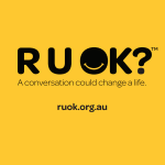 It isn't weak to speak: R U OK?