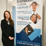 Katie's keen to kick off your Transition to Work