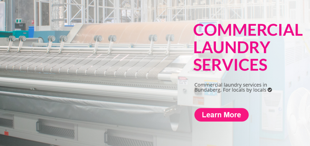 Best Commercial Laundry Services in Bundaberg