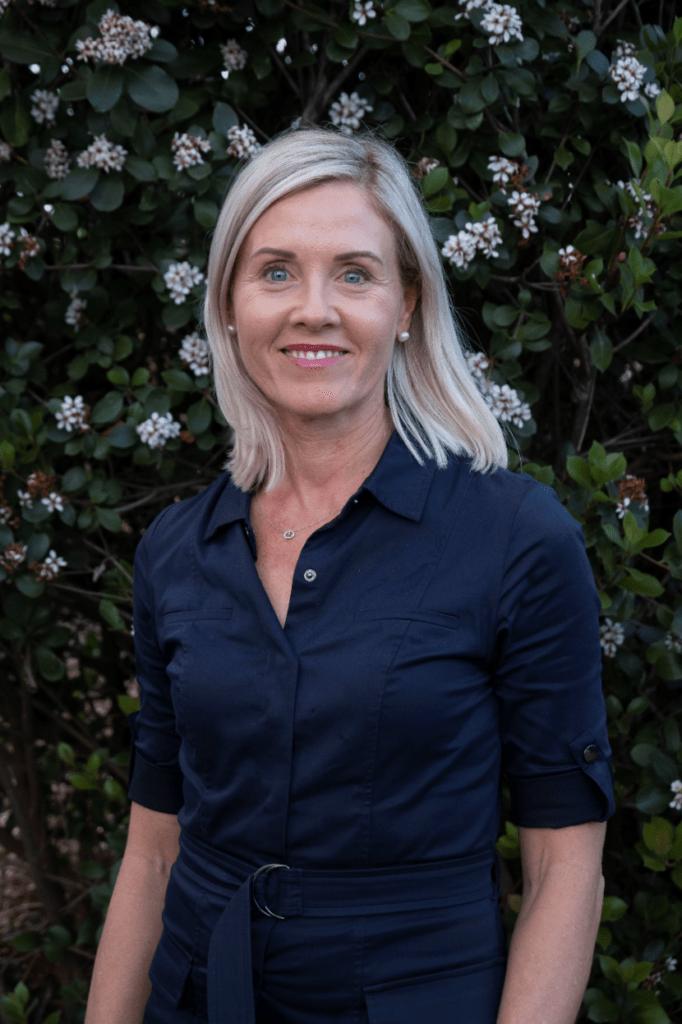 Tanya O'Shea, IMPACT Community Services Managing Director