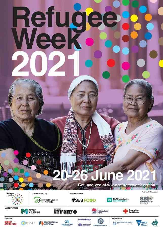 STRONGER TOGETHER: Celebrate diversity this Refugee Week