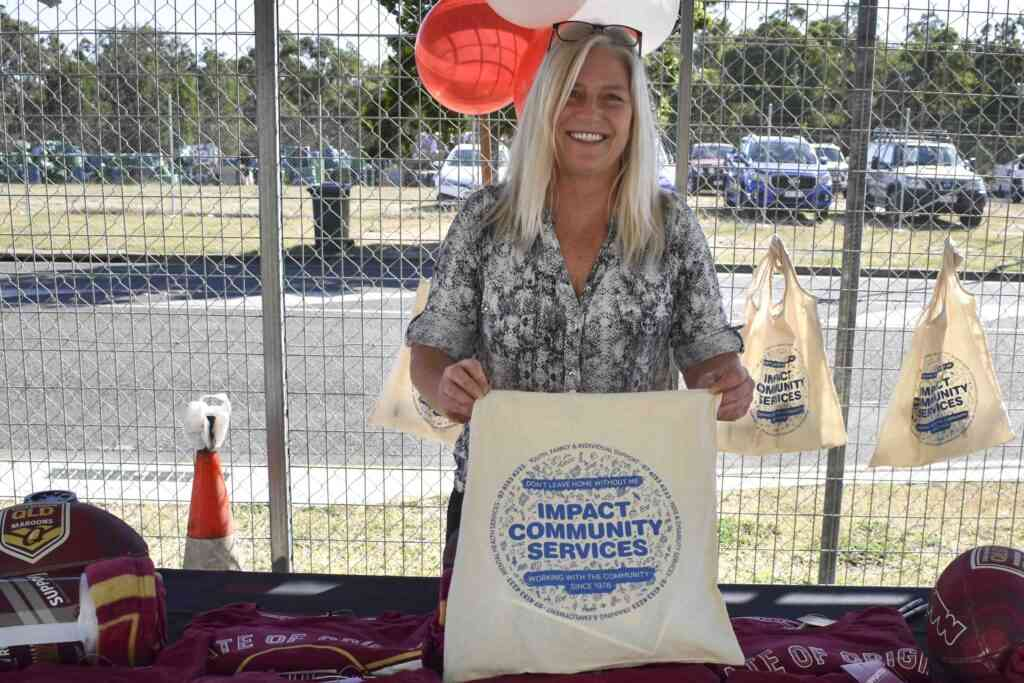 IMPACT Community Services' NDIS Manager Sorelle Mackinnon