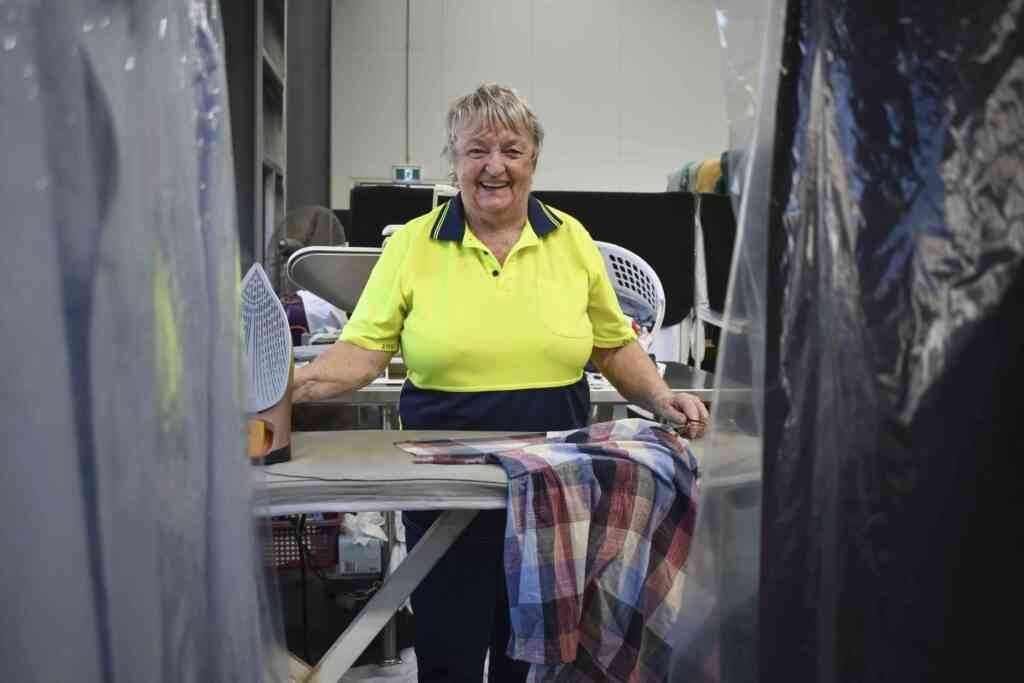 New Image Laundry worker Ann Duffy